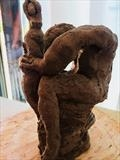 Powerful Woman by Jane Burt, Ceramics