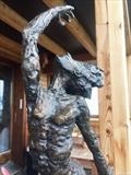 Spirit Dancer by Jane Burt, Sculpture