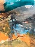 detail by Jane Burt, Painting